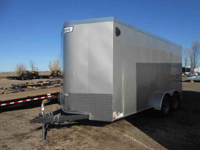 2020 Haulmark TSV716T2-RD Enclosed Cargo Trailer