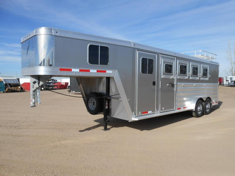 2019 Featherlite 8542-4 Horse Trailer