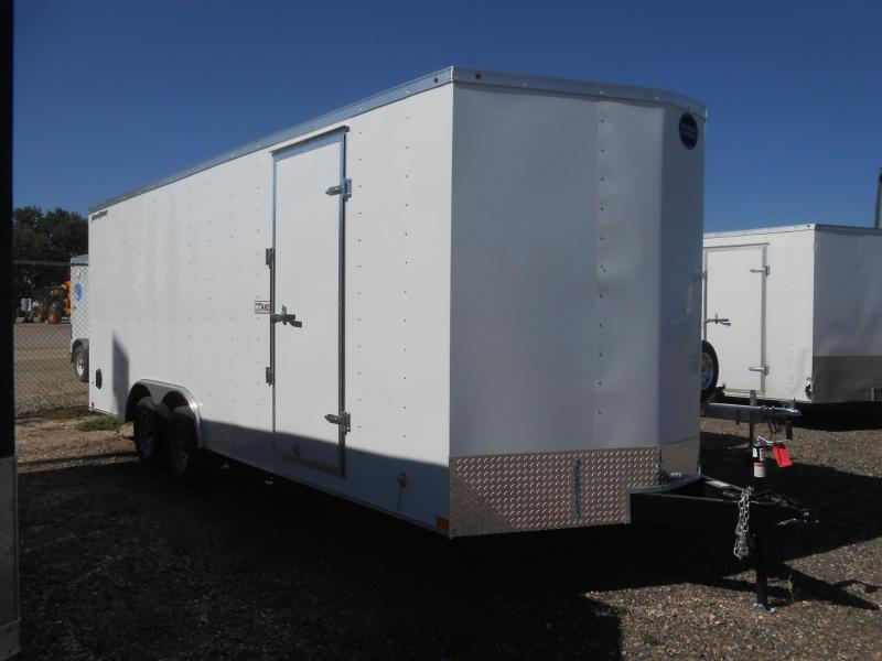 2020 Wells Cargo FT8520T2-D-RD Enclosed Cargo Trailer