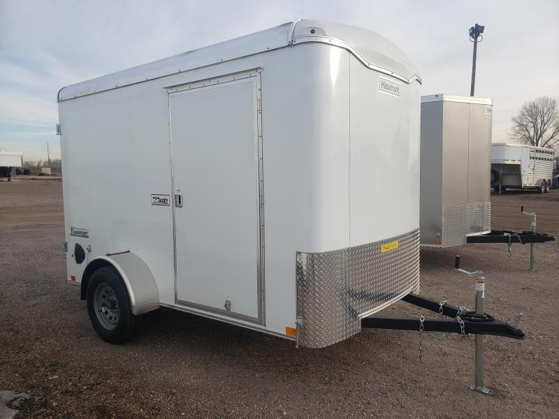 2020 Haulmark TS610S2-DBL DRS Enclosed Cargo Trailer