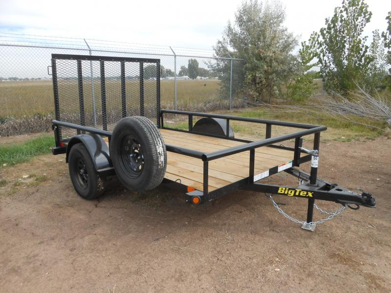 2019 Big Tex Trailers 35SA-10 Utility Trailer