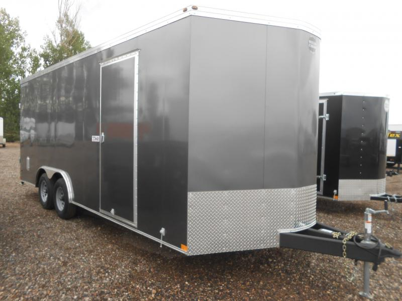 2020 Wells Cargo RFV8520T3-RD Enclosed Cargo Trailer