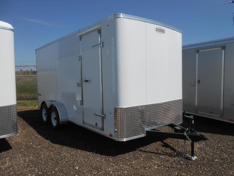 2020 Cargo Express EX7X16TE2-RD Enclosed Cargo Trailer