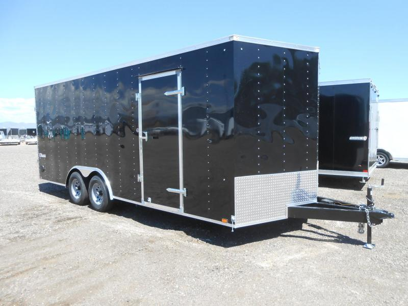2020 Cargo Express EX85X20TE3-V-RD Enclosed Cargo Trailer