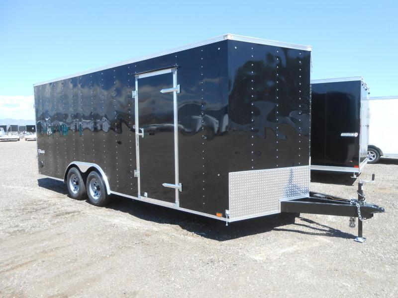 2020 Cargo Express EX85X20TE3-V-RD Enclosed Cargo Trailer