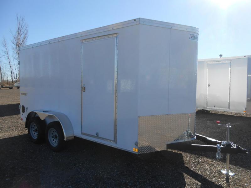 2020 Haulmark TSV714T2-DBL DRS Enclosed Cargo Trailer