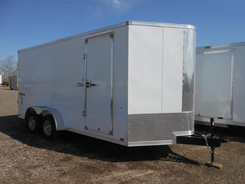 2020 Cargo Express PROW7X16TE2-RD Enclosed Cargo Trailer