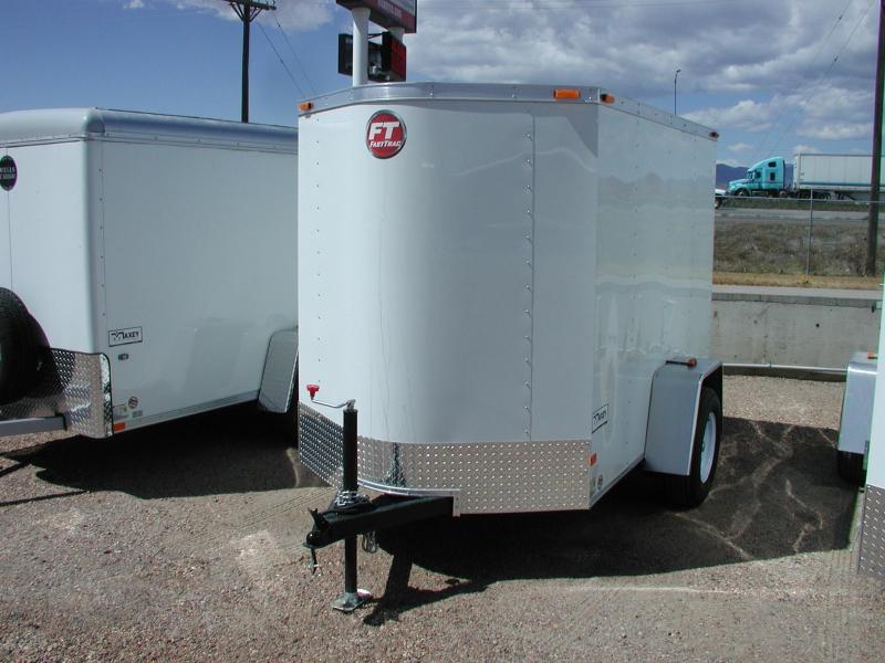 2016 Wells Cargo FT581 Enclosed Cargo Trailer