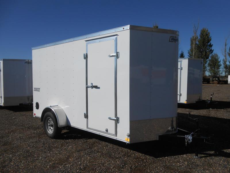 2019 Haulmark PP612S2-RD Enclosed Cargo Trailer