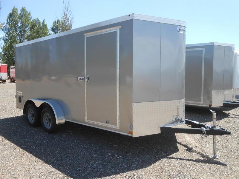 2020 Haulmark TSV716T2-DBL DRS Enclosed Cargo Trailer