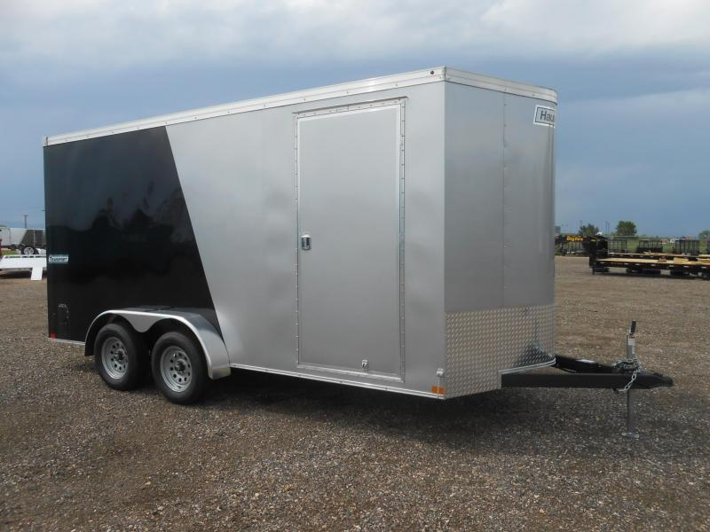 2020 Haulmark TSV716T2-RD Enclosed Cargo Trailer