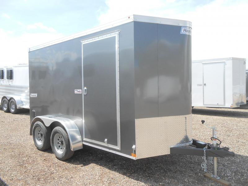 2019 Haulmark TSV612T2-RD Enclosed Cargo Trailer