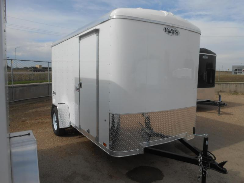 2019 Cargo Express XLR6X12S12-RD Enclosed Cargo Trailer