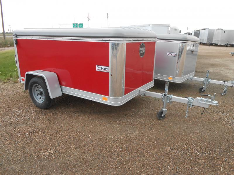 2018 Wells Cargo MPT581 Enclosed Cargo Trailer