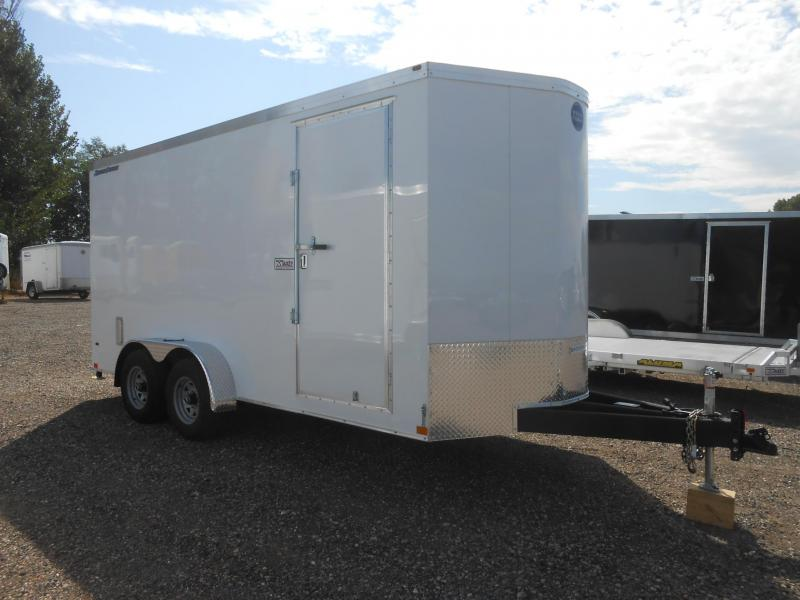 2020 Wells Cargo RFV716T3-RD Heavy Duty Enclosed Cargo Trailer
