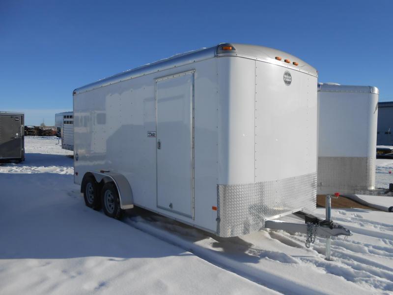 2016 Wells Cargo RF7X162-RD Enclosed Cargo Trailer