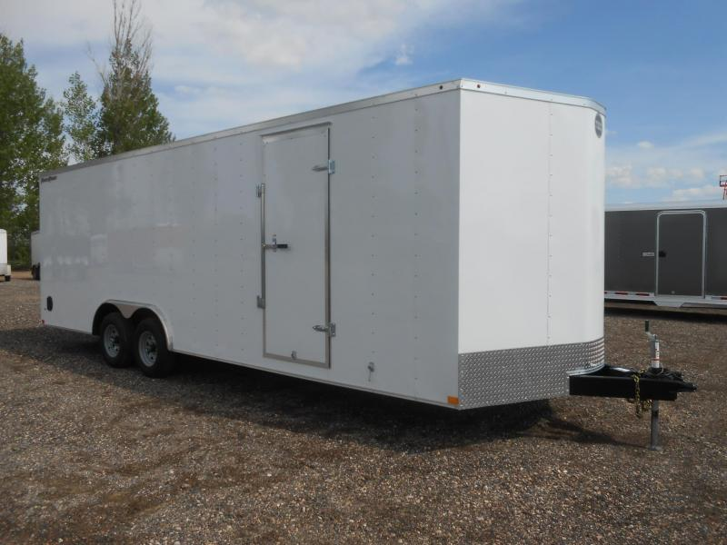 2019 Wells Cargo FT8524T3-RD Enclosed Cargo Trailer