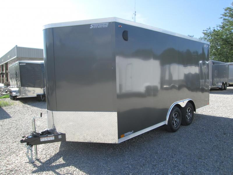 2020 Legend Trailers STV Enclosed  Cyclone Cargo Trailer