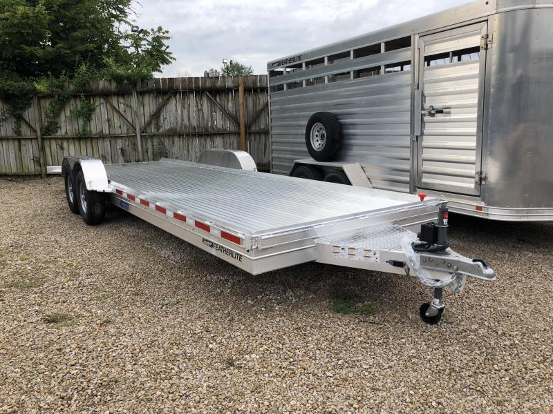 "2019 8.5""x24' 14K Featherlite Car Hualer. 149715"