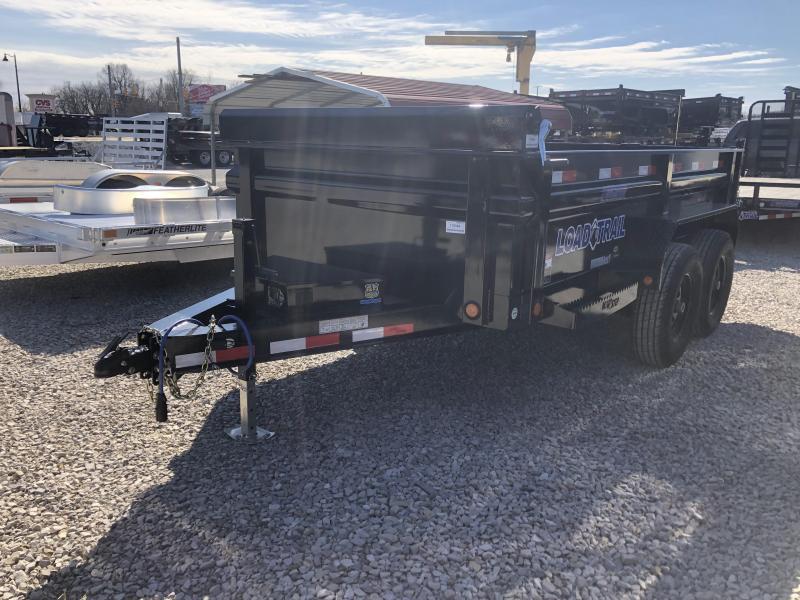 2019 72x12 10K Load Trail Dump Trailer. 79984