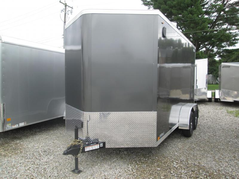 2019 7x14 Legend Manufacturing STV Enclosed Cargo Trailer