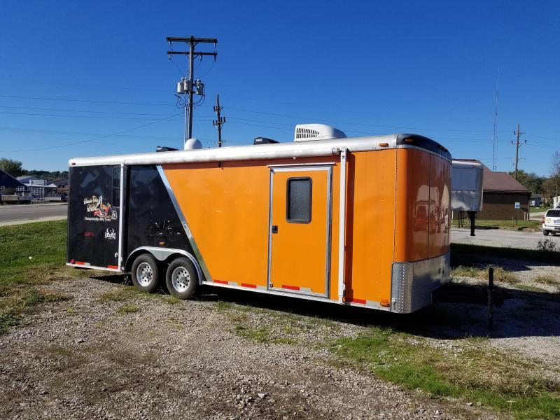 2014 Atlas Specialty Trailers Enclosed Cargo Trailer