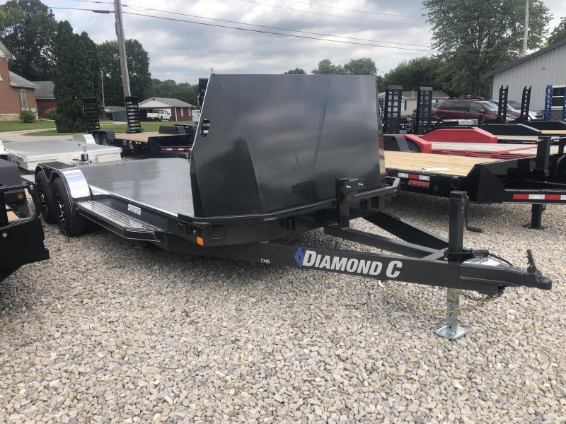 2019 20' 10K Diamond C Car Trailer. 18772