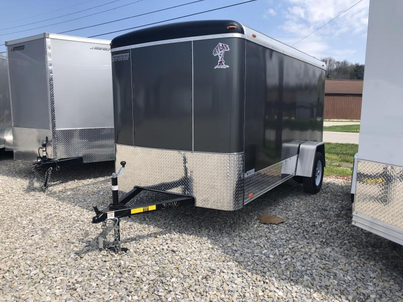 2018 6x12 Atlas Cargo Trailer. 39916