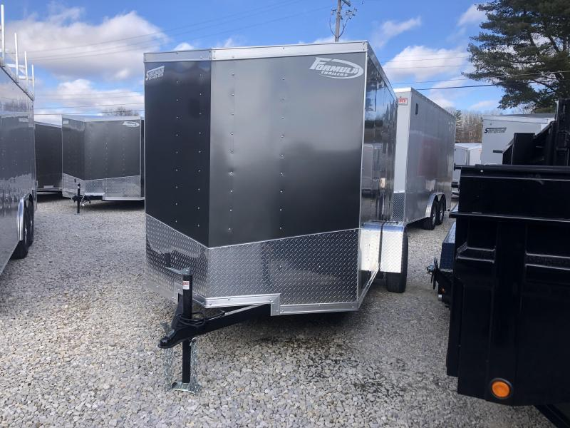 2019 6x10 Formula Enclosed Trailer. 760