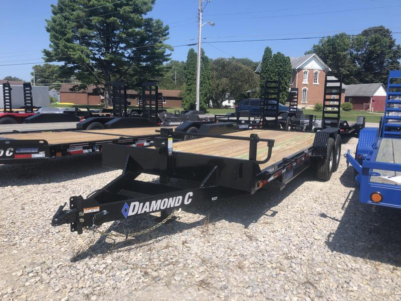 2019 Diamond C Trailers EQT207 Equipment Trailer