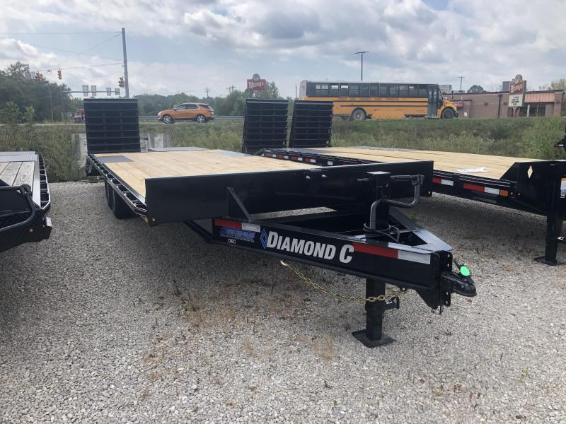 2019 Diamond C Trailers DEC207 Equipment Trailer