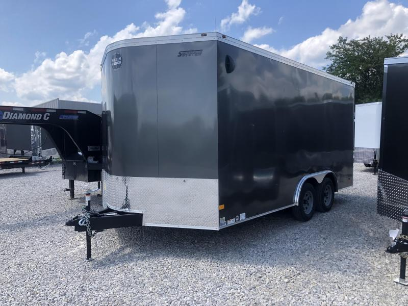2019 Wells Cargo RFV8516 Enclosed Cargo Trailer