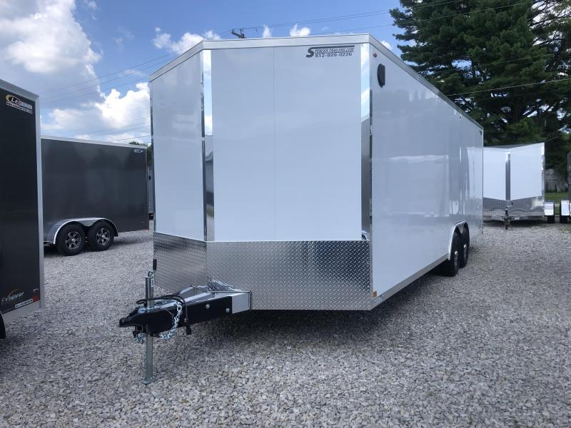 2019 8.5x26 Legend 10K Enclosed Cargo Trailer. 17622