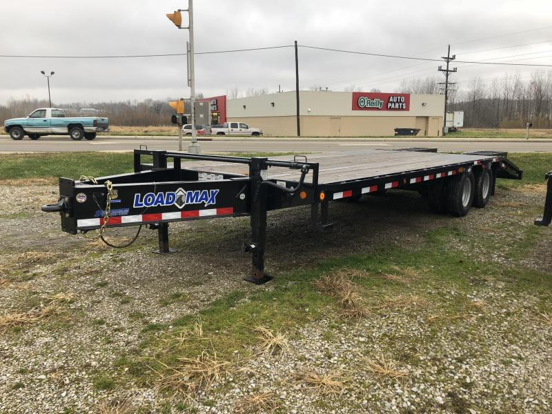 2017 20+5x102 24k Load Trail Equipment Trailer. 29630