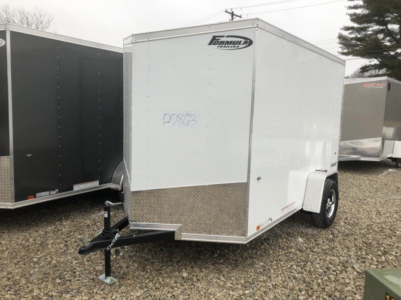 2019 6x10 Formula Enclosed Trailer. 863