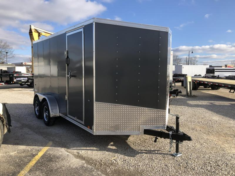 2019 7x14 7K Formula Enclosed Trailer. 729