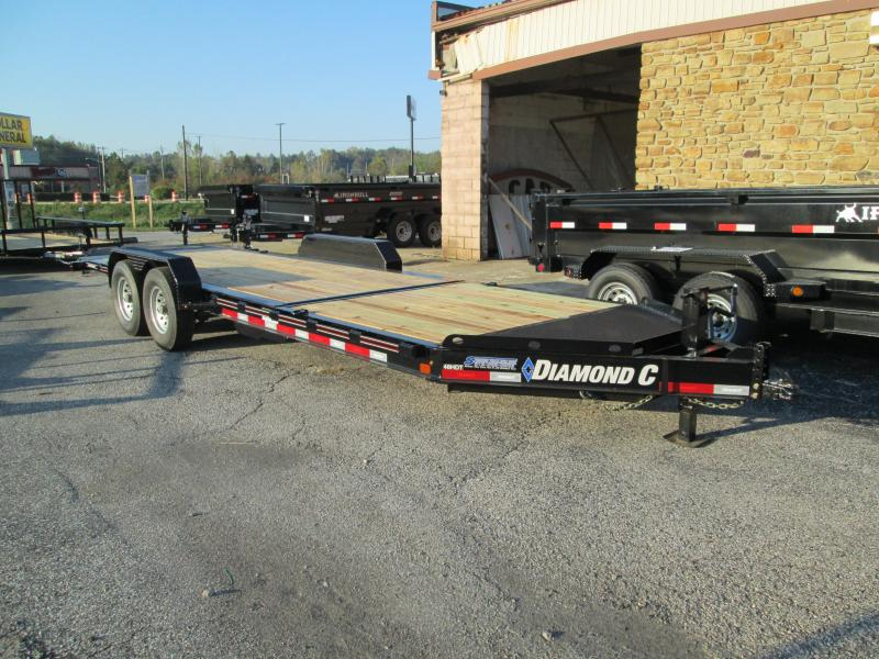 2019 16+6x82 14.9K Diamond C Equipment Trailer. 6058