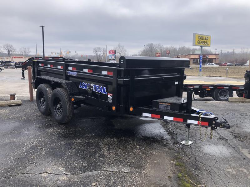 2019 72x12 10K Load Trail Dump Trailer. 79987