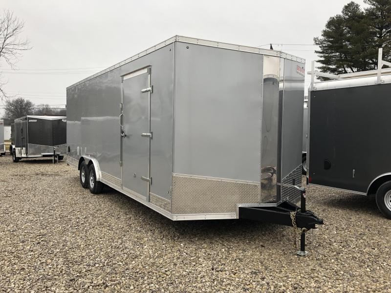 2019 8.5x24 10K Discovery Enclosed Trailer. 4199