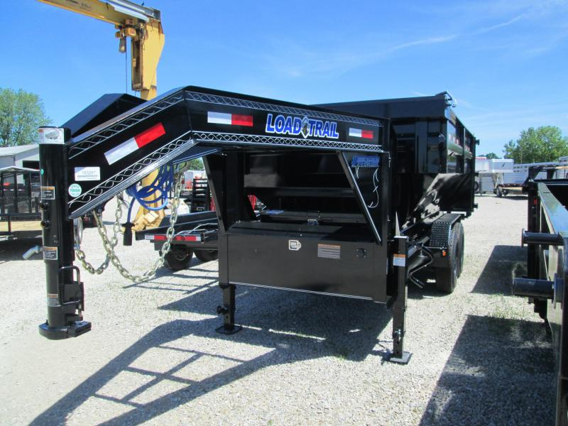 2018 Load Trail 83x14 Drop-N-Go Roll Off Dump Box. 63909