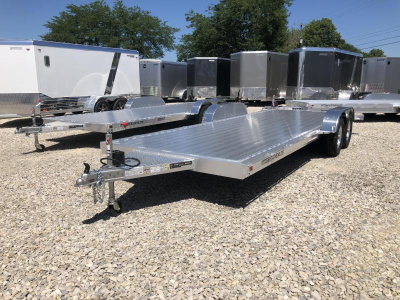 2019 20' 7K Featherlite Car Trailer. 152305