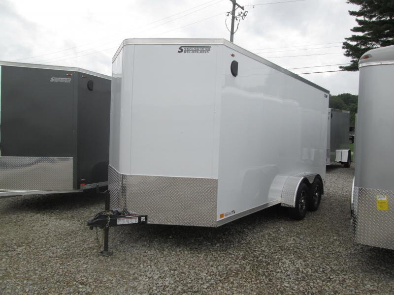 2019 Legend Manufacturing STV Enclosed Cargo Trailer