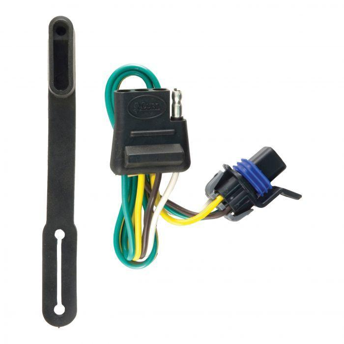 CUSTOM WIRING CONNECTOR (4-WAY FLAT OUTPUT) #56096