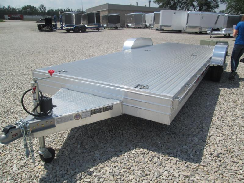 2019 22' 14k Featherlite Car Trailer. 151078