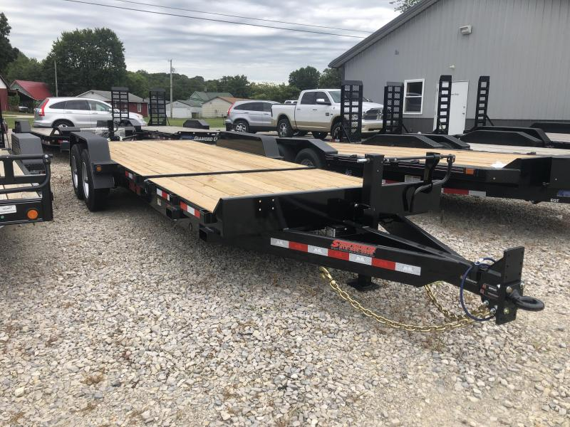 2019 16'+6' 20k Behnke Tube Split Deck Tilt. 49479