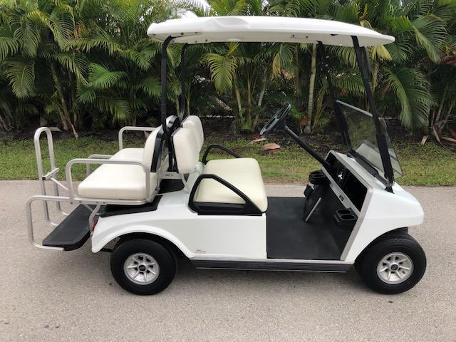2003 Club Car DS 4 PASSENGER