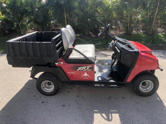2006 Club Car XRT 810 GAS UTILITY CART