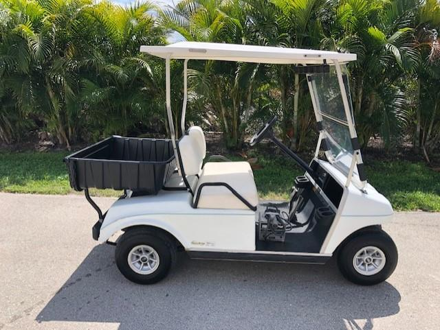 1995 Club Car DS UTILITY