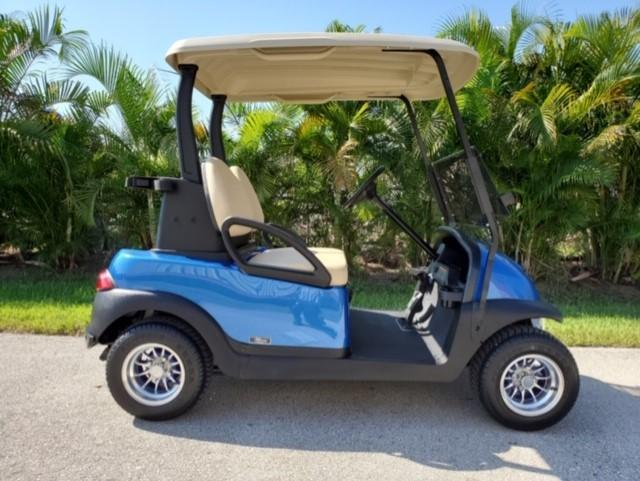 2019 Club Car Precedent Golf Cart