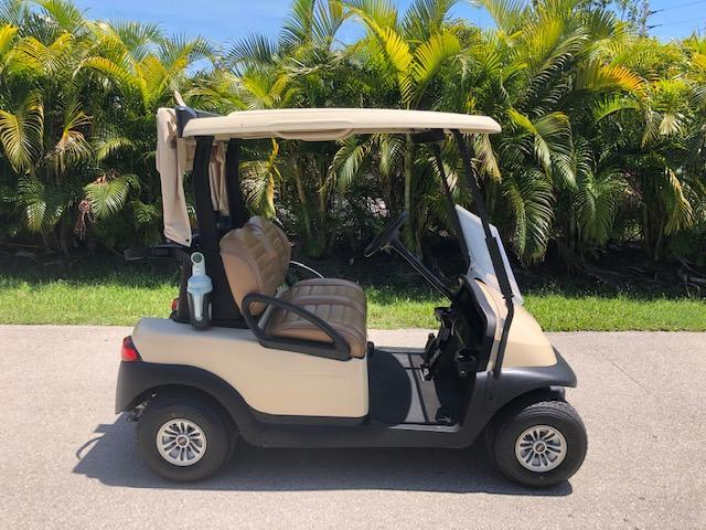 2016 Club Car Precedent GOLF PACKAGE